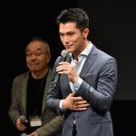 台湾映画『先に愛した人』でゲイ役を演じたロイ・チウさんが登壇! 台湾ナイトも開催!