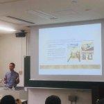 京都大学・台湾大学・ソウル大学合同のワークショップでお話しました!