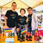 レインボーフェスタ!2019:タイ国政府観光庁様ブースのサポートをさせていただきました。